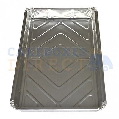 50 x GIANT 10x10x10 INCH WINDOW CAKE BOXES FREE NEXT DAY DEL IF ORDERED B4 1PM