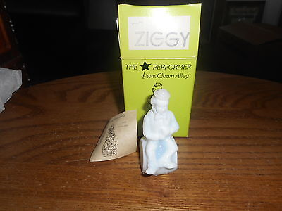 Ziggy Mosser Clown Alley Collectible Figurine With Box