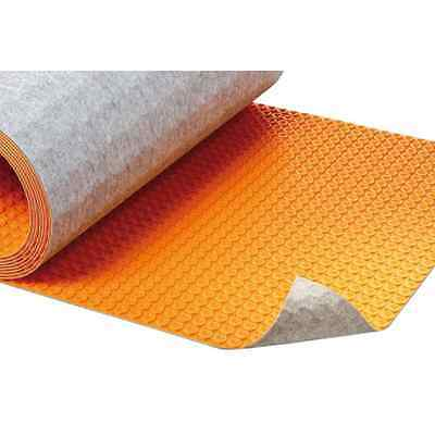 Schluter DITRA-HEAT-TB Thermal Backed Matting 10.0Lm Under Tile and Floor Heatin
