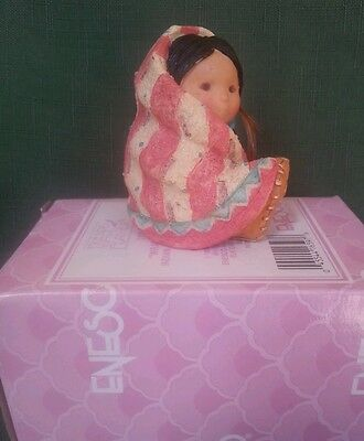Friends of the Feather wrapped in love 115649 with box enesco
