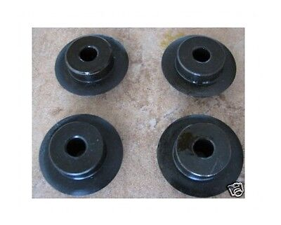 """4 cutter wheels fit REED H4S Hinged pipe cutter 2"""" - 4"""""""