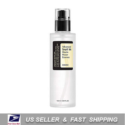[ COSRX ] Advanced Snail 96 Mucin Power Essence 100ml ++Renewed++ (Free Sample)
