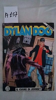 dylan dog  ristampa n 127 il cuore di johnny