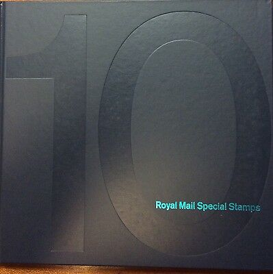 1993 Royal Mail special stamps year book (MUH)