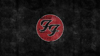 Foo Fighters Alternative Logo 8X11 Photo Poster Art Picture Decor Print 009
