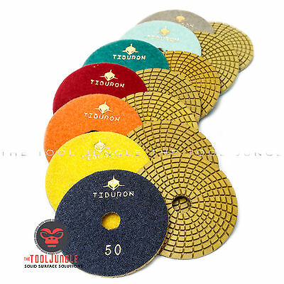 Diamond Polishing Pads 4 inch Premium Quality Granite Marble Concrete Stone