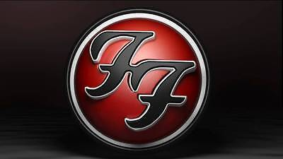 Foo Fighters Logo Dave Grohl 8X11 Photo Poster Album Art Picture Decor Print 016