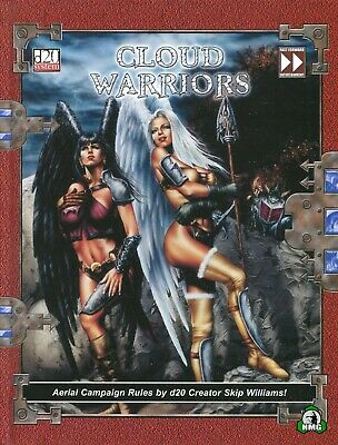 d20: Cloud Warriors (HC) (New)