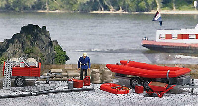 Busch 1077 NEW RESCUE SET FOR FLOODS