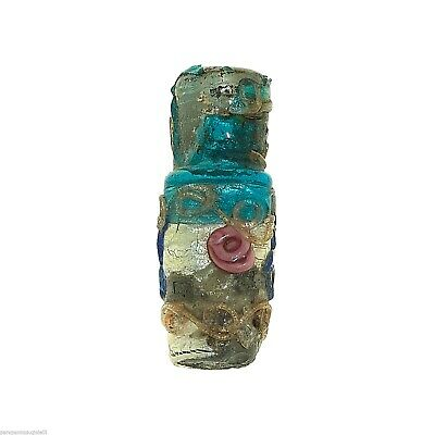Perfume Scent Glass Bottle Chatelaine Murano, Venezia 20th century  (1024)
