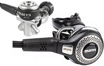 MARES Abyss 22 X + omaggio cruise reg