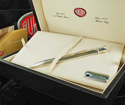 AURORA PERMANENTO ball point - 925 Sterling silver  - 213A