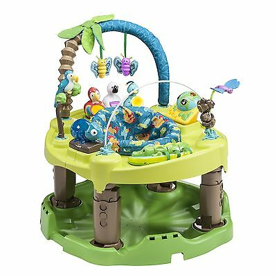 Evenflo Exersaucer Triple Fun Active Learning Center Life in the Amazon New