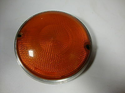 Cabochon clignotant FORD TRANSIT MK1 OEM blinker turn light used