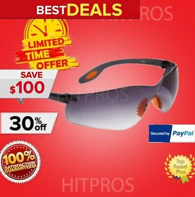 Hilti Safety Glasses - Tinted Lens, Brand New, Fast Shipping