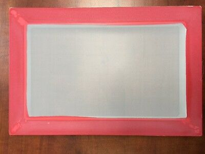 "8"" x 12""Aluminum Screen Printing Screens With 160 mesh count"