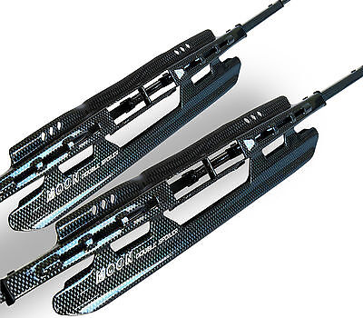 UNIVERSAL Carbon-Look Windscreen Wipers for Ford Falcon EL AU BA BF