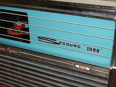 Seeburg 1000  Anni '50  Background Music System