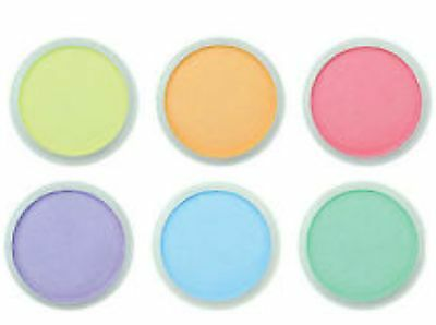 PanPastel  6 Pans - Pearls Primary & Secondary Colors - Free Tools & Storage Jar