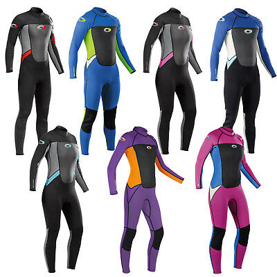 Osprey Boys Girls Origin Full Length 3/2mm Wetsuit Junior Long Kids Childs Surf