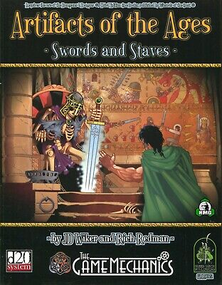 d20: Artifacts of the Ages: Swords and Staves (New)