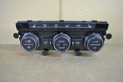 Original VW  Golf 7 R Line Klimabedienung 5G0907044AA a29963