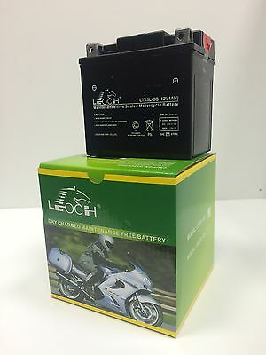 YTX5L-BS 12v 4Ah Motorcycle / Scooter / Moped  Battery) CTX5LBS