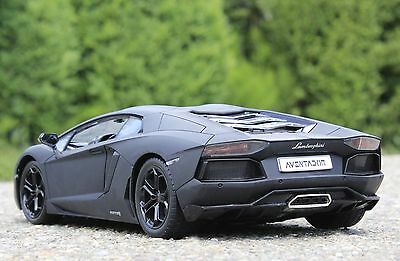 rc lamborghini aventador mit akku licht l nge 34cm. Black Bedroom Furniture Sets. Home Design Ideas