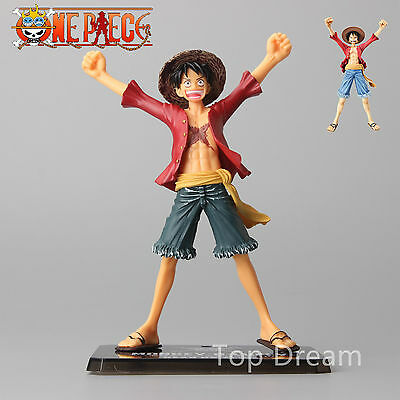 Anime One Piece P O P Neo Dx Monkey D Luffy Figure Toy