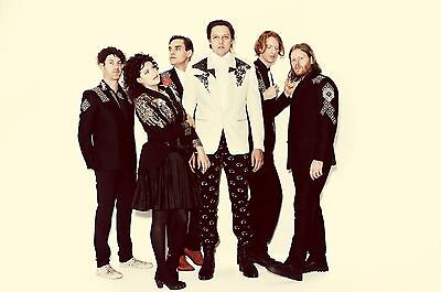 Arcade Fire Win Butler Band 8X11 Photo Poster Pop Art Picture Decor Print 016