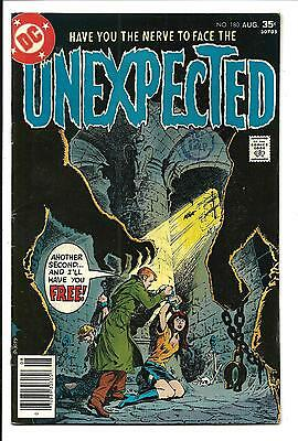 The Unexpected # 180 (Aug 1977) Fn+