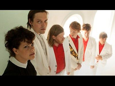 Arcade Fire Win Butler Band 8X11 Photo Poster Pop Art Picture Decor Print 025
