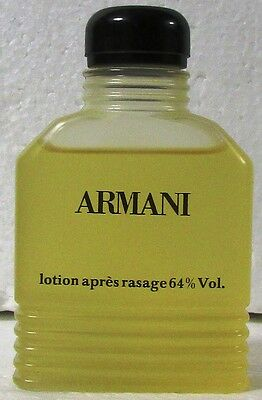 Armani By Giorgio Armani 1.7oz/50ml After Shave Lotion (Old Classic)