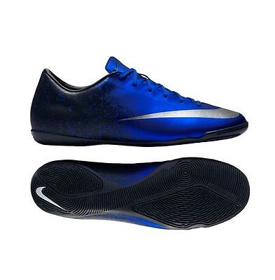 Nike Mercurial Victory V IC Indoor CR7 Ronaldo CR Soccer Shoes 2016 Kids Youth