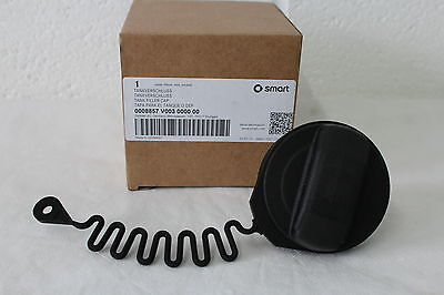 Genuine Smart Roadster (452) Fuel Filler Screw Cap Q0008857V003000000 NEW