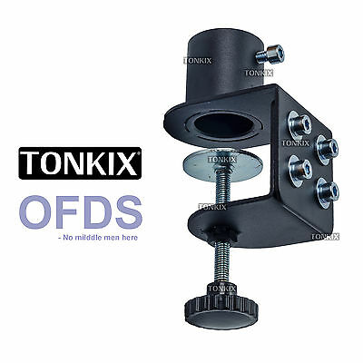 Extra clamp base for OFDS Vertical dual monitor stand