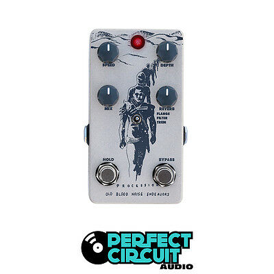Old Blood Noise Endeavors Procession Reverb v1 EFFECTS - NEW - PERFECT CIRCUIT