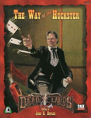 Deadlands: The Way of the Huckster (New)