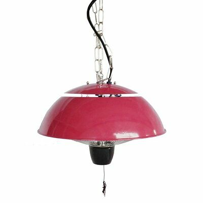 Paramount PH-E137-RD MO Round Hanging Infrared Heater