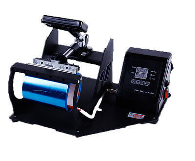 Mug Cup Heat Press Machine Sublimation Transfer New