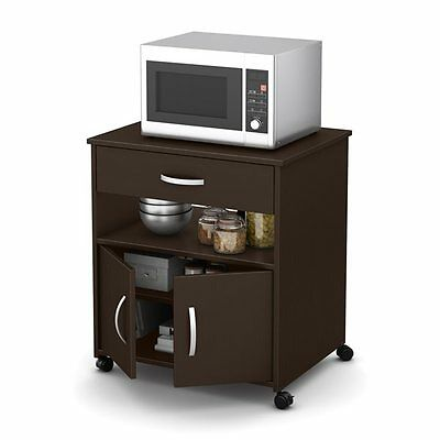 South Shore Furniture 10014 Fiesta Microwave Cart