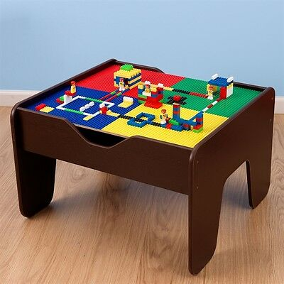 KidKraft 17577 2-in-1 Activity Table