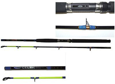 FLADEN 6ft CELTIC 30-40lb CLASS BOAT ROD GAME SEA WRECK JIG LURE PIRK FISHING