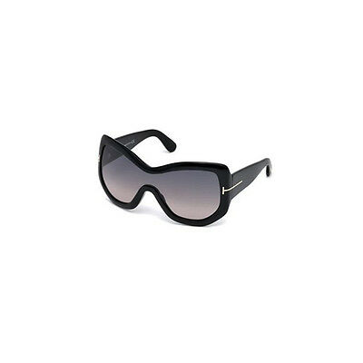 2edb728d4f SUNGLASSES TOM FORD FT 0344 62 13 130 01B ROSIE 100% Authentic new ...