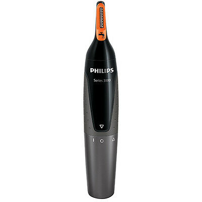 Philips NT-3160 Trimmer Cutter Shaver Nose Ear Nasal Eyebrow Waterproof Groomer
