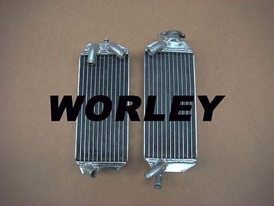 Aluminum radiator for SUZUKI DRZ400E K4 2012 2013 12 13