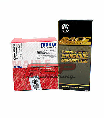Opel C20Let/xe Z20Let/leh Acl Pleuallager & Mahle Hauptlager Rod & Main Bearings