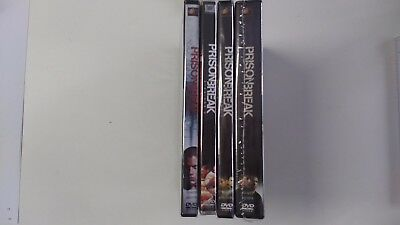Prison Break - Stagioni 1 -4 (23 DVD) - ITALIANI ORIGINALI SIGILLATI -