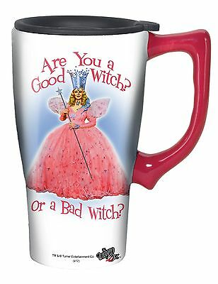 Wizard Of Oz Good Witch Travel Mug Pink The Wizard of Oz New