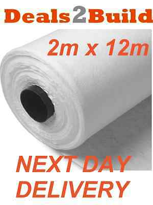 Non Woven Geotextile Membrane Soakaway Crate Wrapping FREE NEXT DAY DELIVERY